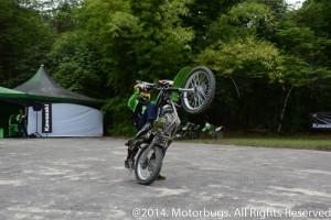 Kawasaki KLX150L 2014-24