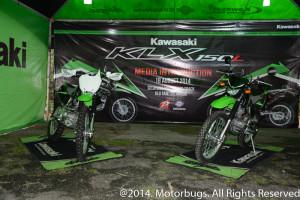 Kawasaki KLX150L 2014-27