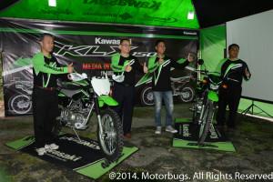 Kawasaki KLX150L 2014-28