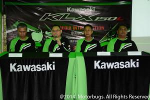 Kawasaki KLX150L 2014-35