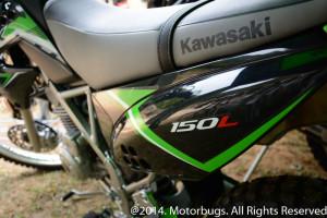 Kawasaki KLX150L 2014-40