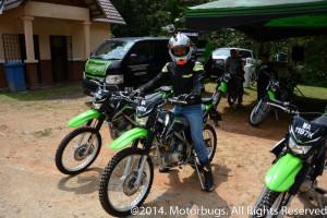 Kawasaki KLX150L 2014-56