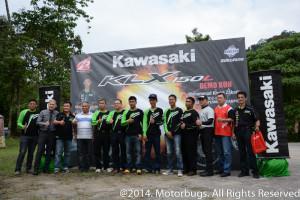 Kawasaki KLX150L 2014-7