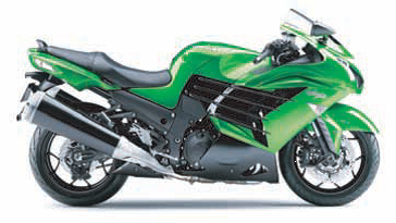 ZZR-14 – RM99, 000.00. Available to dealers in January 2012.