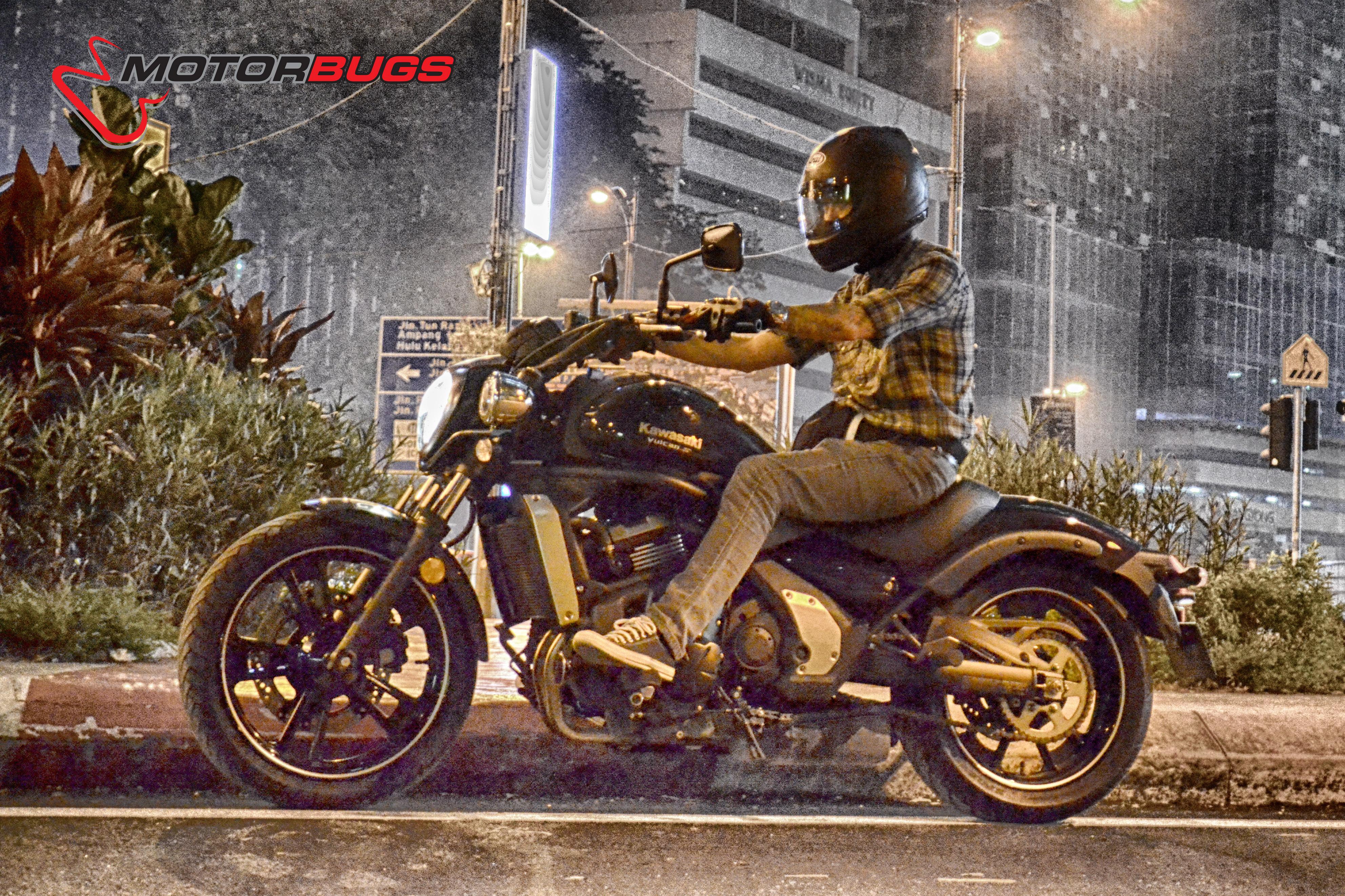 Kawasaki Vulcan S Road Test Bike Reviews