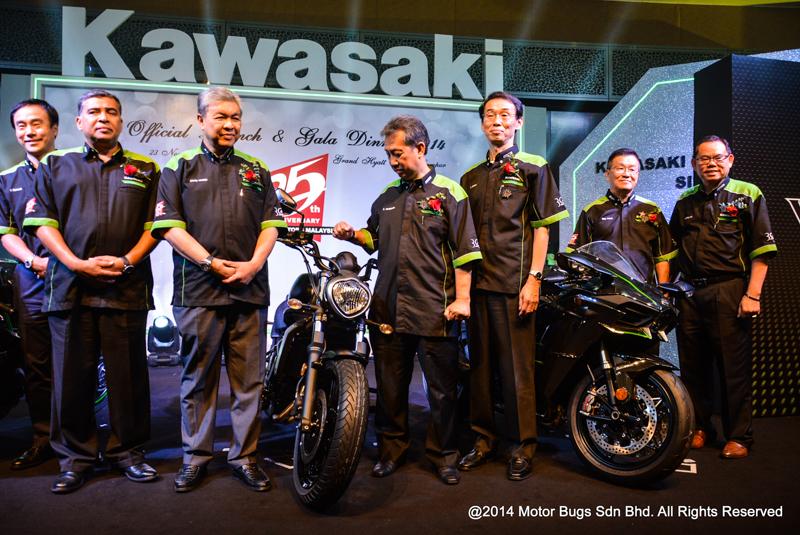 KAWASAKI H2R. H2 & VULCAN-12