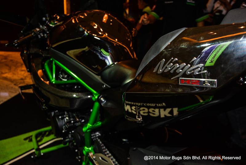 KAWASAKI H2R. H2 & VULCAN-38