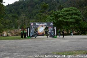 Kawasaki KLX150L 2014-14