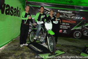 Kawasaki KLX150L 2014-30