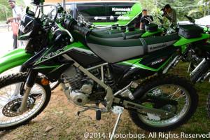 Kawasaki KLX150L 2014-39